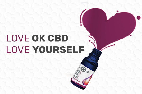 Love OK CBD - Love Yourself
