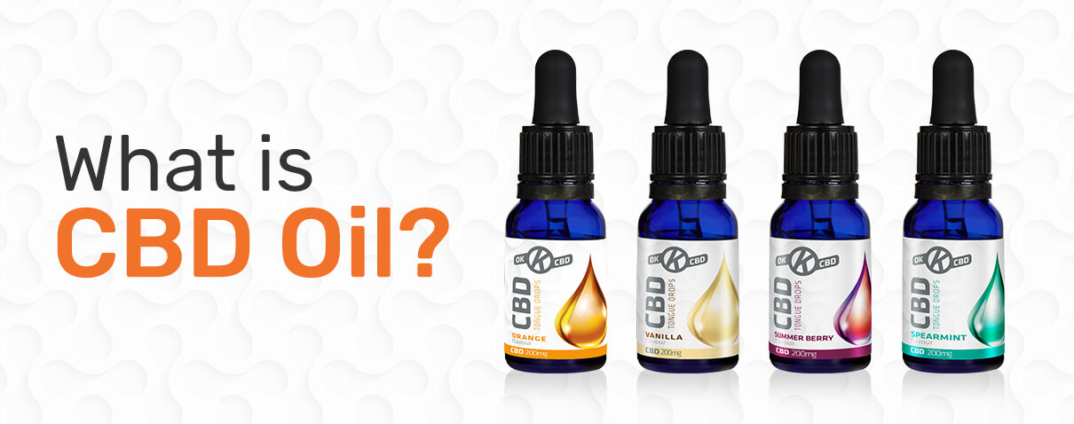 What is CBD Oil - Blog Header Image