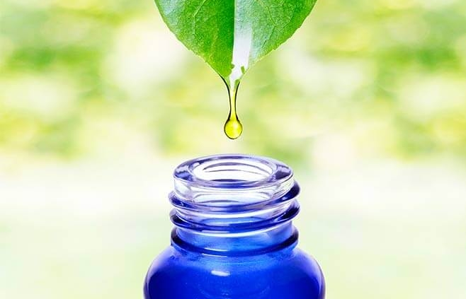 Blog Preview Image of blue CBD oil bottle - Why we don't label our products by percentage strength