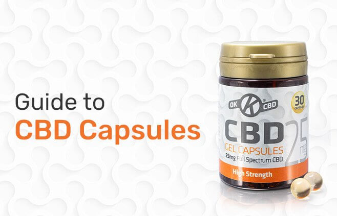 Guide to CBD Capsules Preview Image