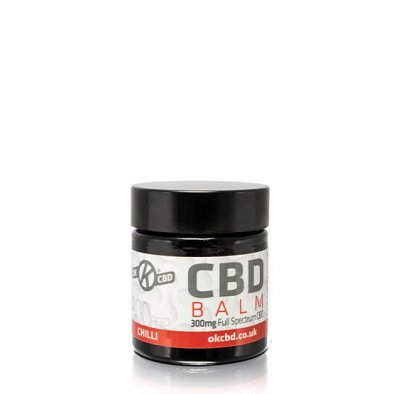 CBD Balm - Warming Chilli